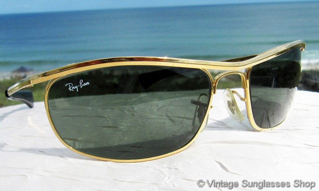 54eaf66a4e2 Ray-Ban L0255 Olympian I Deluxe Easy Riders Sunglasses