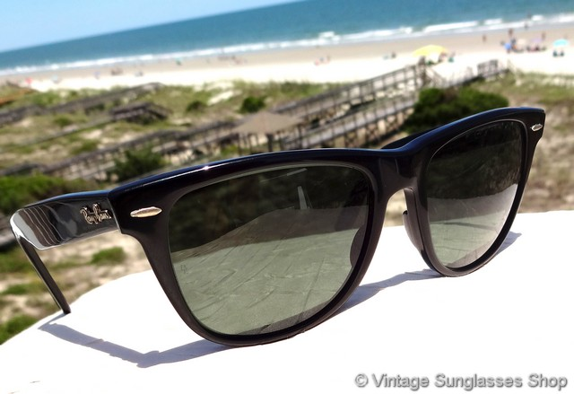 Ray Ban L1724 Black Wayfarer Ii Sunglasses Ray ban wayfarer folding black matte rb 4105 601s. ray ban