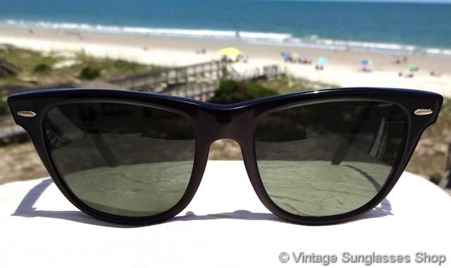 ad26d14b8 Ray-Ban Black Wayfarer II Sunglasses
