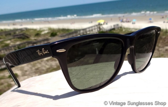 Ray Ban L1724 Black Wayfarer Ii Sunglasses The pair also had a daughter, lorraine, who was born two years before. ray ban