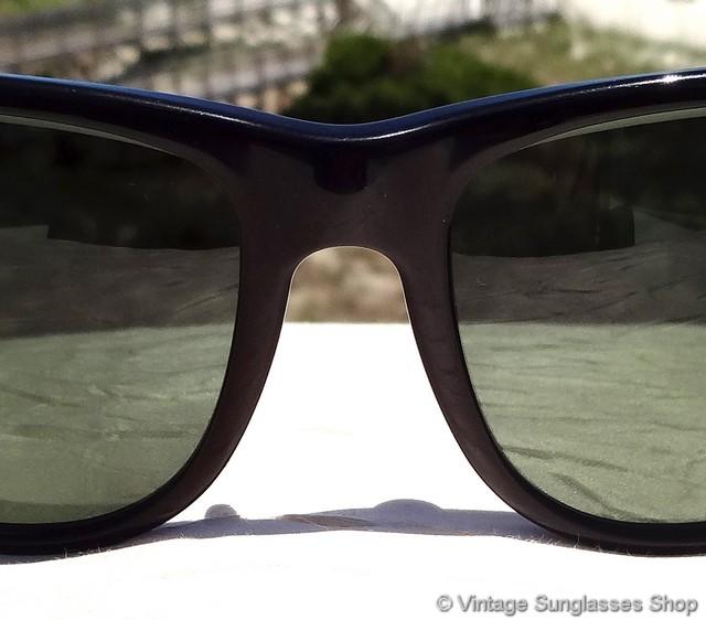 56aa62945d Ray-Ban Black Wayfarer II Sunglasses