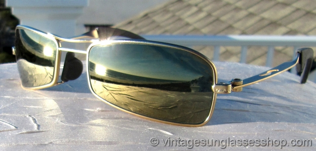 Ray Ban Aviator Chrome