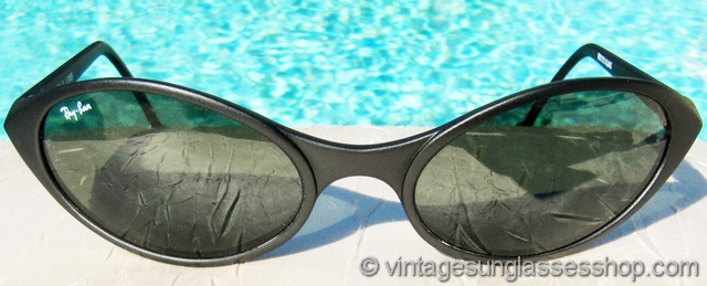 3194dd29b ... buy vs451 vintage bl ray ban w2173 style vi predator sunglasses were  one of the first