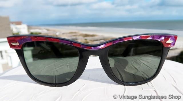 70ae4dbaa8 Ray-Ban W1087 and W1091 Wayfarer Street Neat Sunglasses