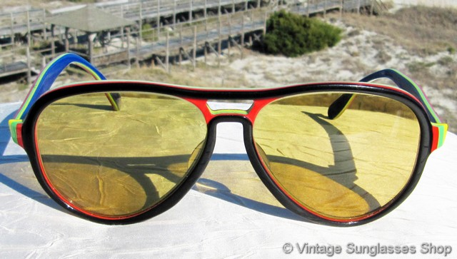 f7cc0aa1cab Vintage Ray Ban Vagabond Sunglasses