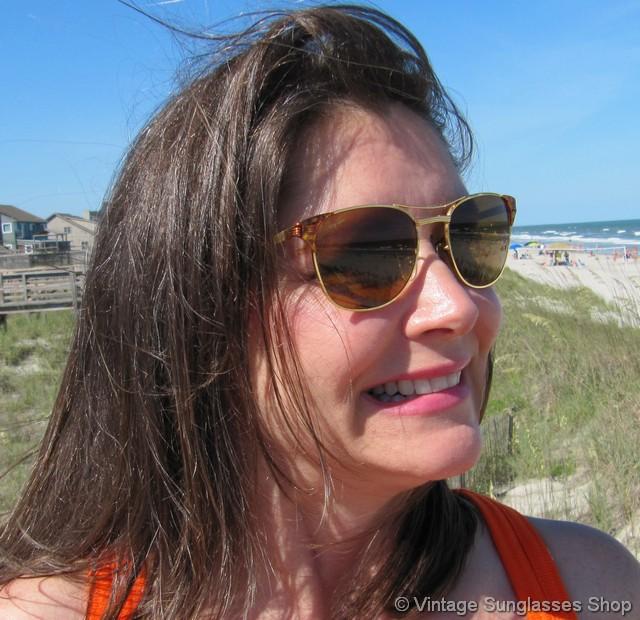 beefd4cfb12 Ray-Ban Z0660 Signet Tortuga Sunglasses