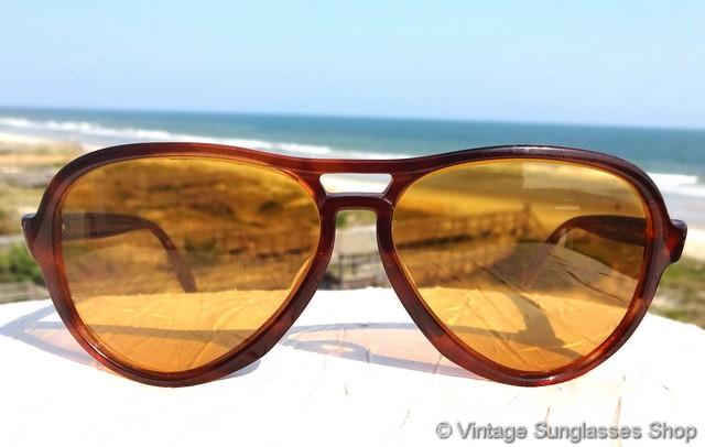 ray ban vagabond  Ray-Ban Vagabond Ambermatic Sunglasses