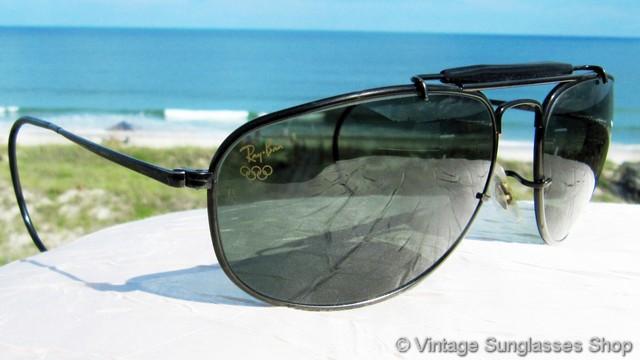 ba5c181dba Vintage Ray Ban Sunglasses From 1992