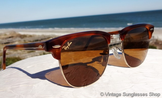 ray ban clubmaster ii sunglasses  photo 3