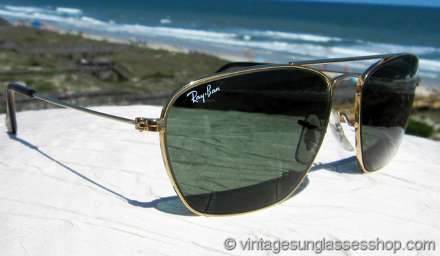 d27b86a4fe4 Lens Size In Ray Ban Bausch And Lomb Sidestreet Square Sunglasses ...