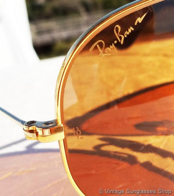 4dcb3b72f5 Ray-Ban W1661 Chromax Aviator Sunglasses