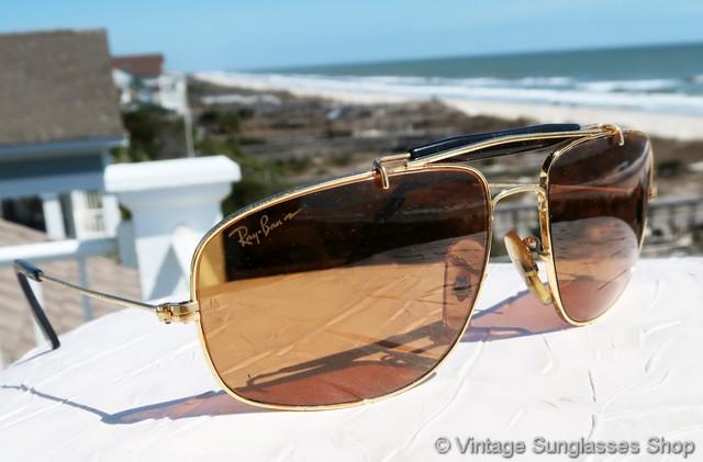 e88826d7857 Ray-Ban W1699 Explorer B-20 Chromax Sunglasses