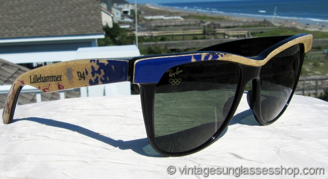 cd49a526ce5 Vintage Ray-Ban Sunglasses For Men and Women - Page 78.