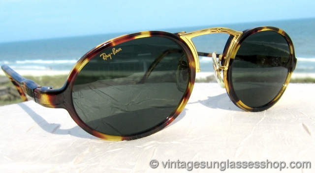 ray ban vintage hg22  Vintage Ray-Ban Sunglasses For Men and Women