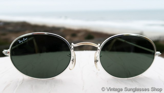 06fc6041156 Ray-Ban W1830 Classic Metals RB-3 Sunglasses
