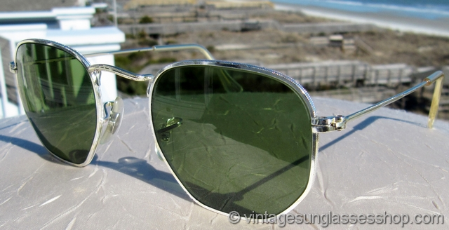 ray ban arista gold bt95  ray ban arista gold