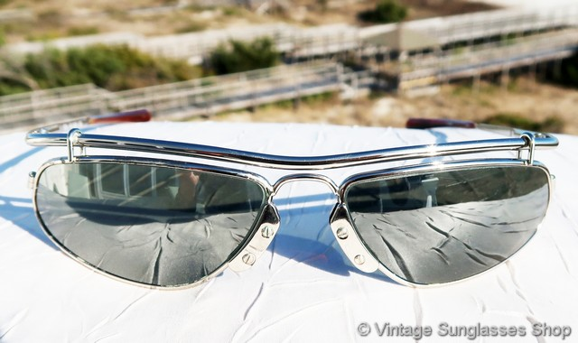 5846ce16e8 Ray-Ban W2394 Inertia Chrome Sunglasses