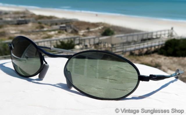 Vintage Ray Ban Bausch und Lomb Aviator Sonnenbrille