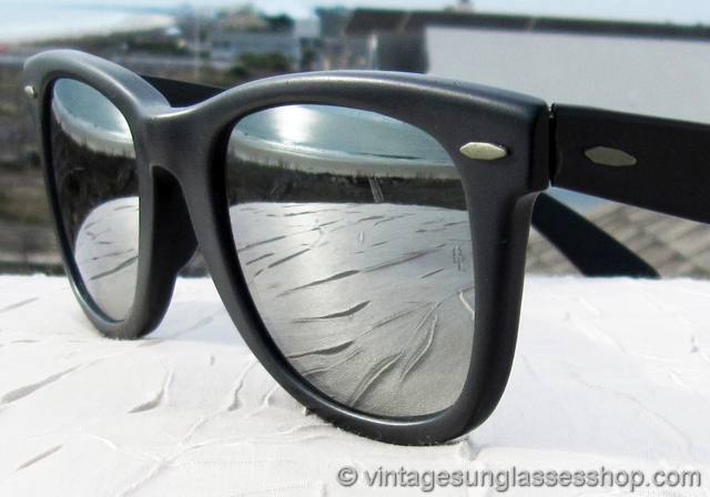 ray ban wayfarer matte  photo 7