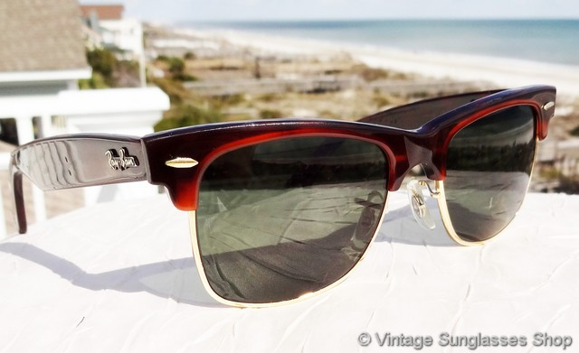vintage ray ban wayfarer max sunglasses  photo 3