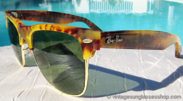 vintage ray ban wayfarer max sunglasses  photo 9