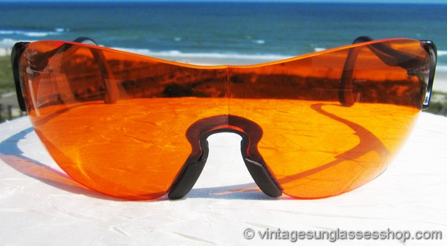 Orange Lense Sunglasses  vintage sunglasses for men and women page 175