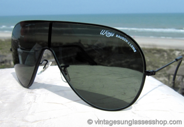 c1c18f006a Ray Ban Wings Black « Heritage Malta