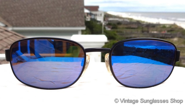 499a0aa922 VS326  Vintage Revo 3002 001 sunglasses have a sleek industrial design that  still remains elegant