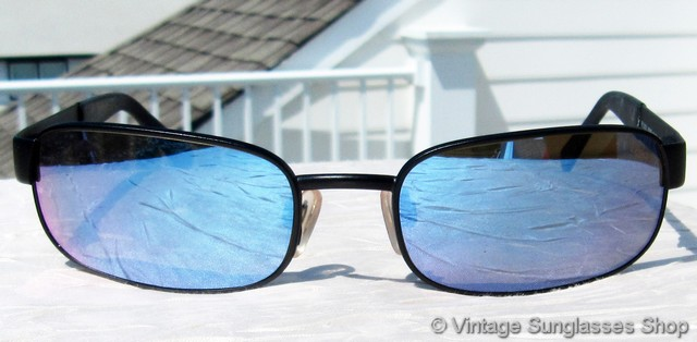 0b75c4b327 VS148  Vintage Revo 3003 001 blue mirror H20 sunglasses stand out for both  design and quality in Revo s mid 1990s production. The all metal frame  features ...