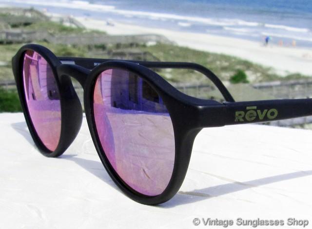02d03b2da40 Revo 3114 001 Blue Mirror Sunglasses Revo 850 001 Grand Classic ...