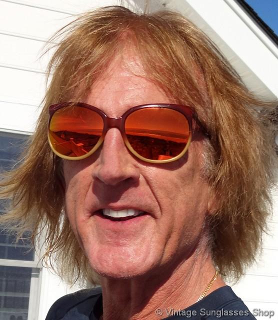 437edd79fd Revo 850 Grand Classic Orange Mirror Sunglasses