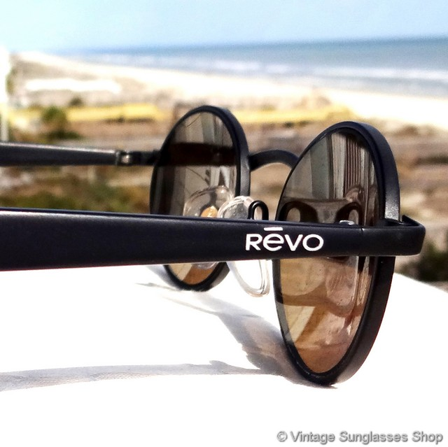 14ffd154773 Revo 962 050 Oval Blue Mirror H20 Sunglasses