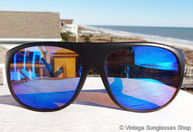 a24d5fd423 VS695  Vintage Revo 820 001 Aero blue mirror sunglasses were one of the  earliest designs produced by Revo following their founding in the 1980s
