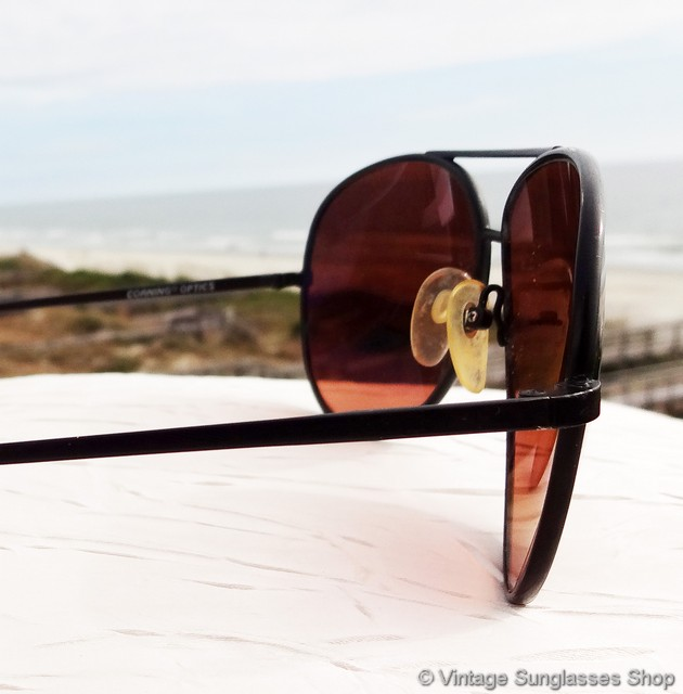 0e220f07b88d Serengeti 5222 Drivers Black Aviator Sunglasses