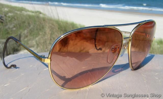 9d0bbe3b8cc4 Vintage Serengeti Sunglasses For Men and Women