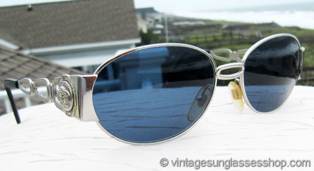Vintage Versace Sunglasses Men  vintage versace sunglasses for men and women page 8