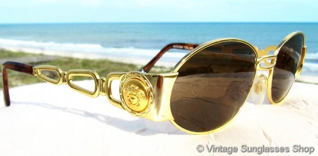 dda25508304d Vintage Versace Sunglasses For Men and Women