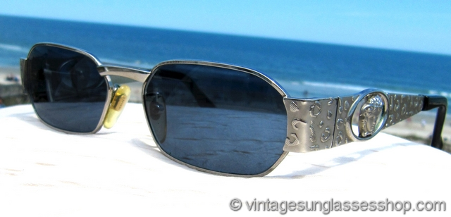 Vintage Versace Sunglasses Men  vintage versace sunglasses for men and women page 3