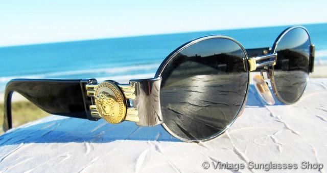 555f95b88540 Versace Mod S71 Col 91M Medusa Sunglasses