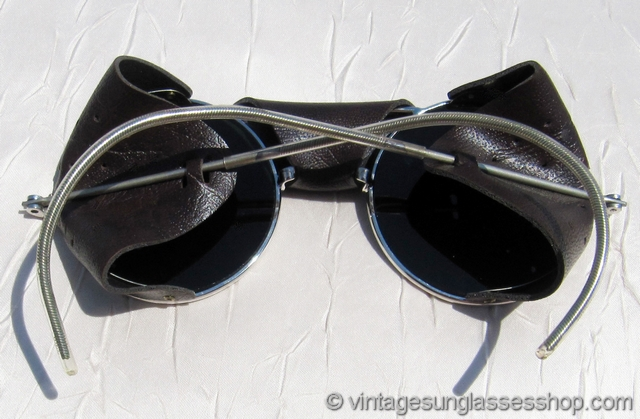american aviator sunglasses j26c  VS2120: Vintage American Optical steampunk goggles will be sure to get you  noticed whether riding your motorcycle or skiing at the top of your  favorite