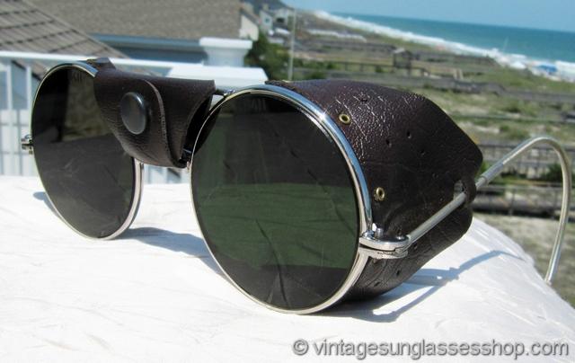 2a2ccea2a0d Vintage American Optical Glacier Glasses