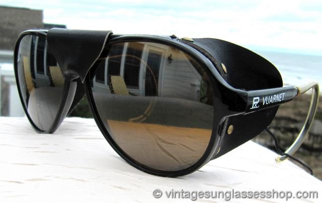 4452ca8393d Vuarnet 027 Skilynx Mirrored Glacier Glasses and Ski Sunglasses
