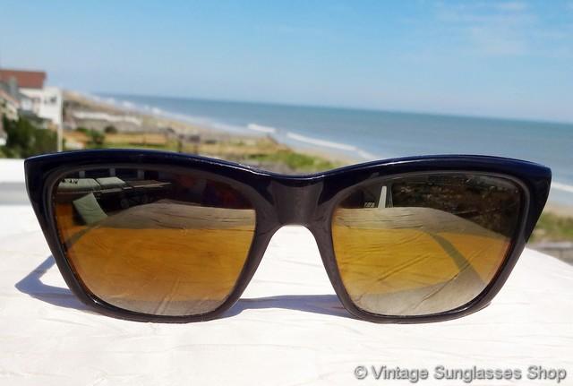9272a66766 Vuarnet 006 Skilynx Black Sunglasses