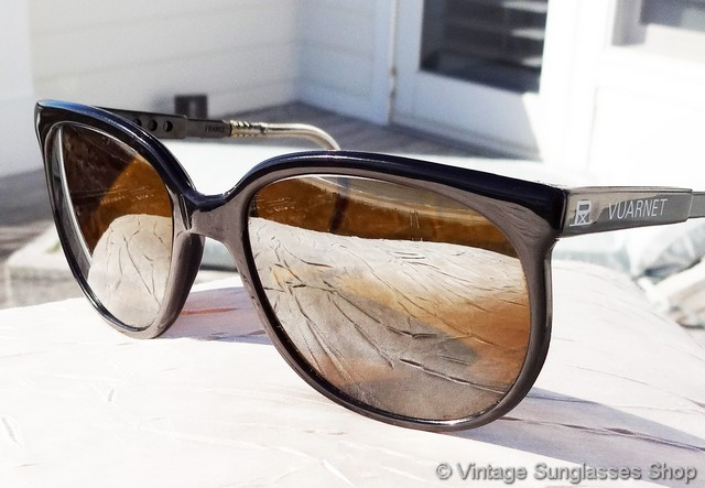 07c5d51560 VS292  Vintage Vuarnet 002 Skilynx Outdoorsman sunglasses are an icon of  modern sports eyewear