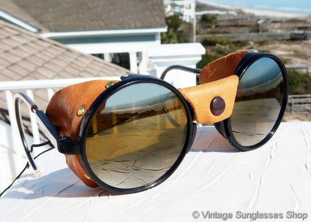 0a0a1ce341 Vuarnet 028 Skilynx Round Glacier Glasses
