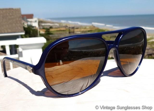 3f9c9aaed3 Vintage Vuarnet Aviator Sunglasses